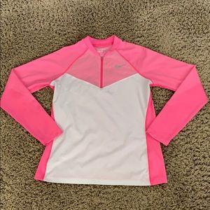 NIKE Golf 1/4 zip Windbreaker jacket pullover M